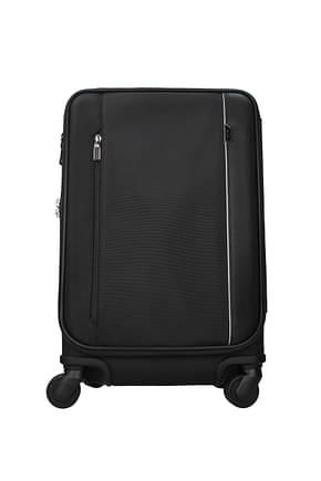 Tumi Wheeled Luggages arrive 36l Men Polyester Black