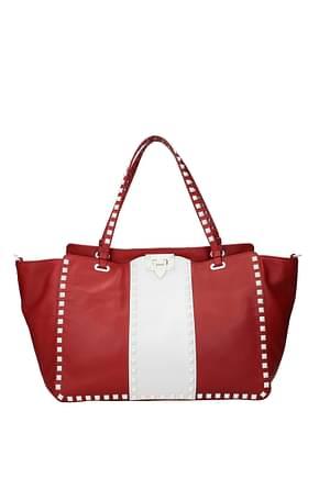 Valentino Garavani Handbags Women Leather Red
