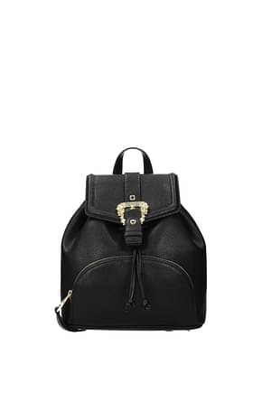 Versace Jeans Backpacks and bumbags couture Women Polyurethane Black