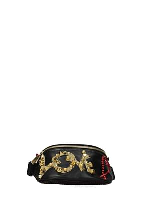 Louboutin Backpacks and bumbags marie jane Women Leather Black