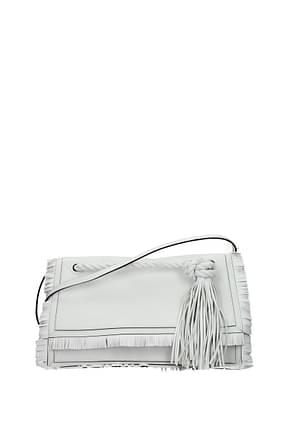 Valentino Garavani Handbags Women Leather White