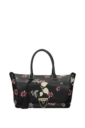 Valentino Garavani Handbags Women Leather Black