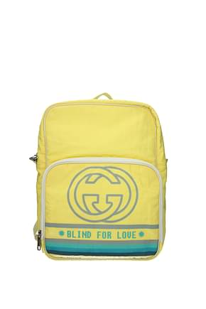Gucci Backpacks and bumbags Women Fabric  Yellow
