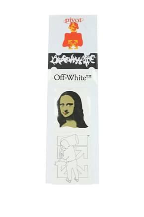 Off-White Idee regalo stickers set Uomo Carta Multicolor