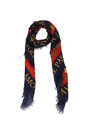 Gucci Foulard Women Wool Multicolor