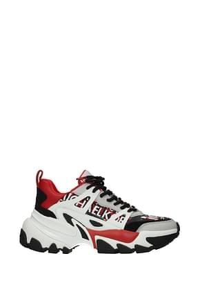 Michael Kors Sneakers nick Men Fabric  Black