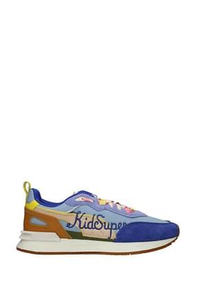 Puma Sneakers mirage mox kidsuper Men Fabric  Multicolor