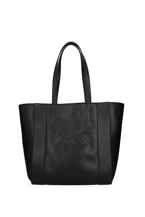 Alexander McQueen Shoulder bags Women Leather Black