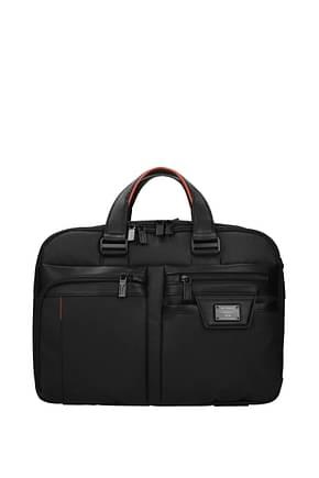 Samsonite Work bags 16.5l  Men Fabric  Black