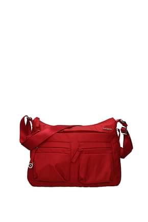 Samsonite Crossbody Bag move 2.0 Women Polyamide Red Bright Red