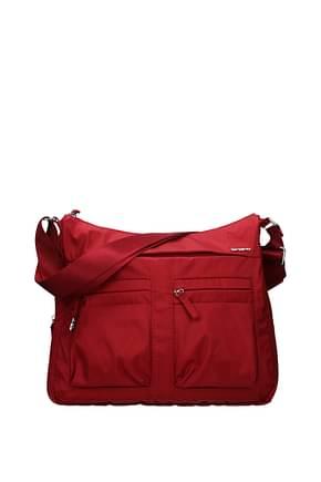 Samsonite Crossbody Bag move 2.0 Women Polyamide Red Dark Red