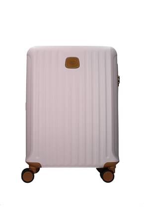 Bric's Wheeled Luggages capri Damen Polycarbonat Rosa Weiches Rosa