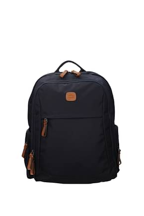 Bric's Backpack and bumbags Homme Tissu Bleu Océan