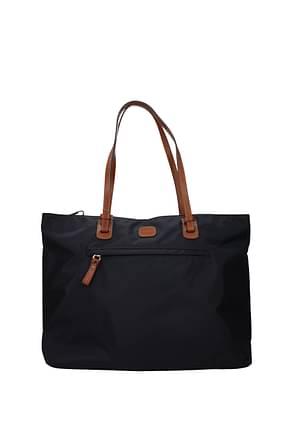 Bric's Shoulder bags Women Fabric  Blue Ocean