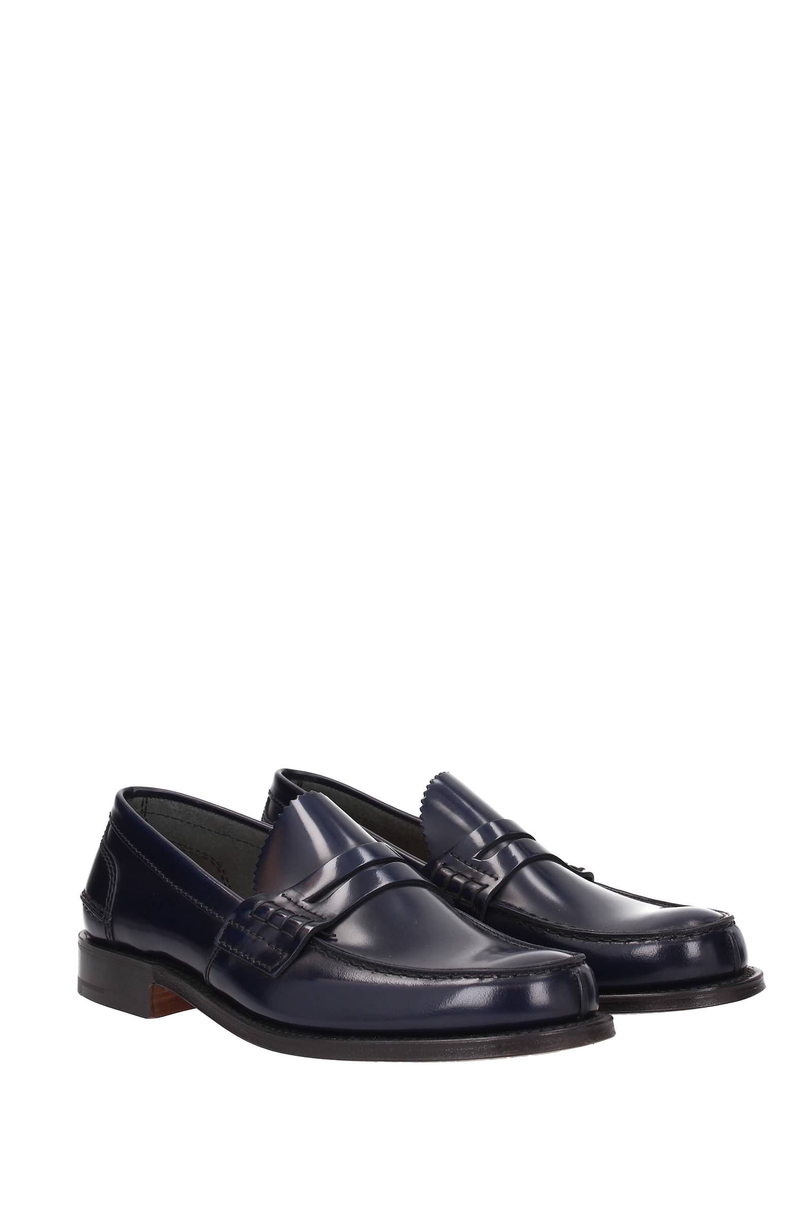 Loafers-Church-039-s-Man-Leather-TUNBRIDGE thumbnail 2