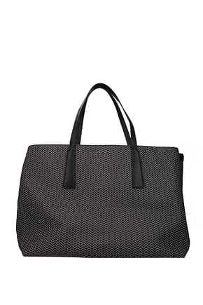 Zanellato Shoulder bags duo gt l blandine Women Fabric  Black