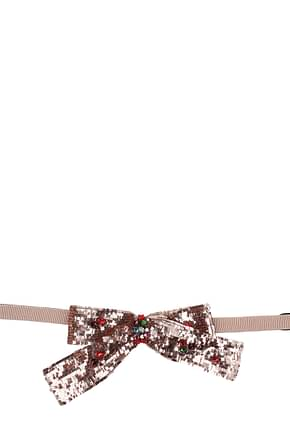 Gucci Papillon Mujer Lentejuelas Beige