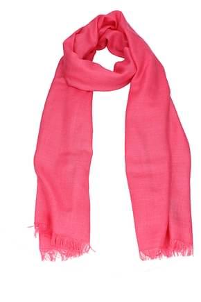 Cruciani Foulard Women Cashmere Pink