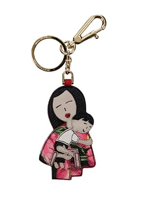 Key rings Dolce&Gabbana patch d&g family Women