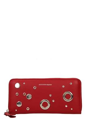 Wallets Alexander McQueen Women