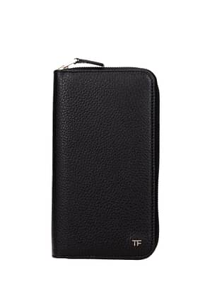 Billeteras Tom Ford Hombre