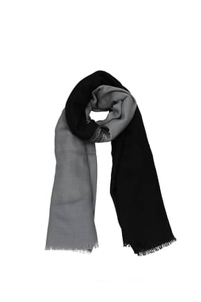 Marcelo Burlon Foulard Men Wool Gray