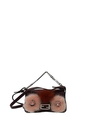 Handbags Fendi micro baguette Women