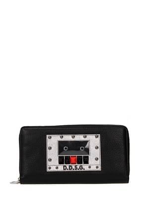 Dolce&Gabbana Wallets Women Leather Black