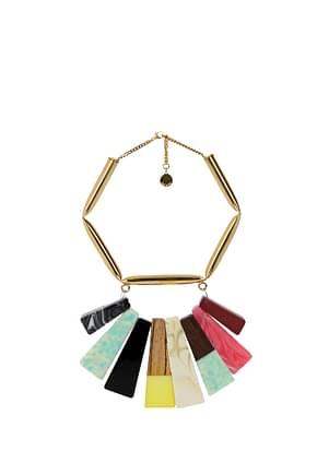 Stella McCartney Necklaces Women Metal Multicolor
