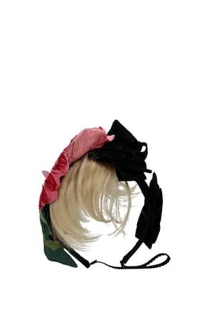 Dolce&Gabbana Hair accessories Women Fabric  Multicolor
