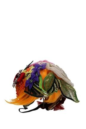 Dolce&Gabbana Haaraccessoires Damen Stoff Mehrfarben