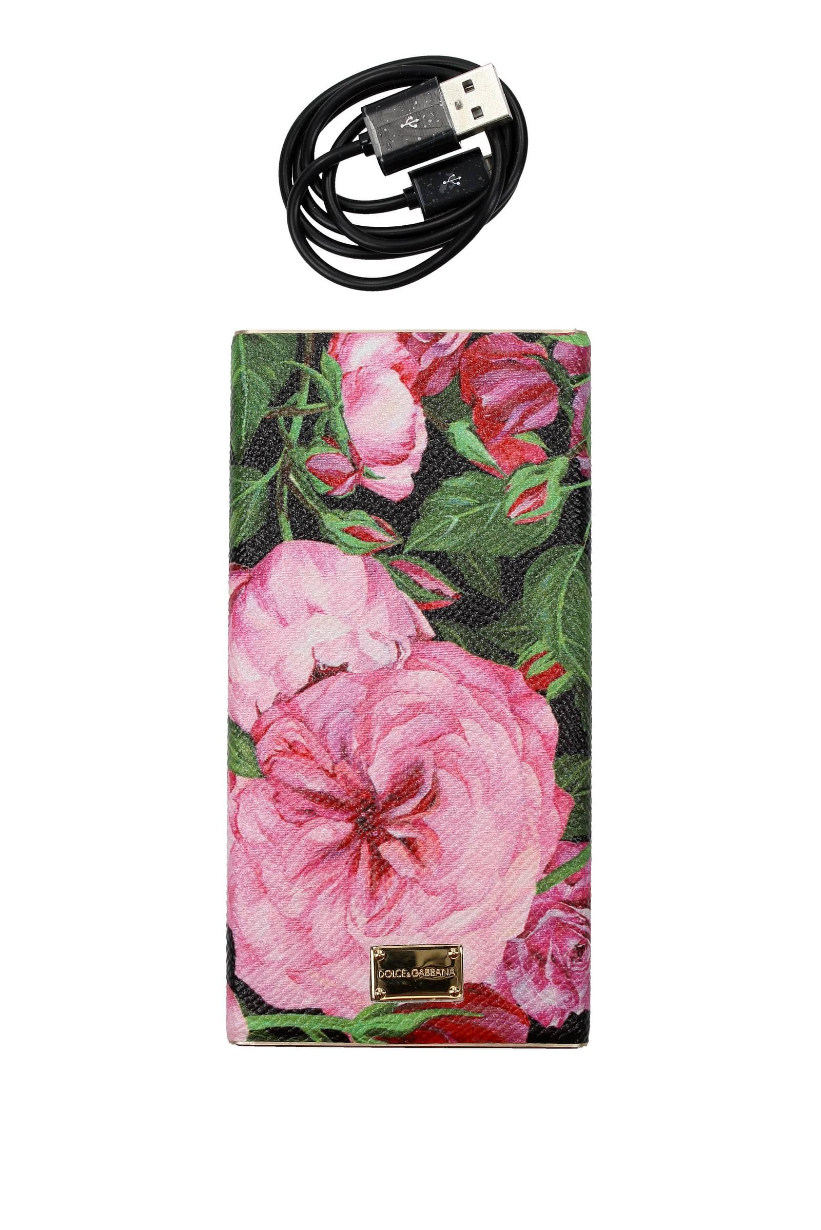 Idee-Regalo-Dolce-amp-Gabbana-battery-charger-Donna-Pelle-BI2209AC826 miniatura 2