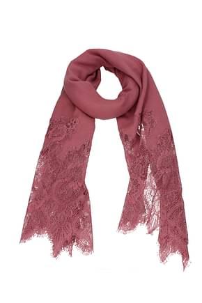 Valentino Scarves Women Cashmere Pink