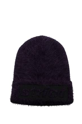 Alexander Wang Hats Women Rabbit Violet