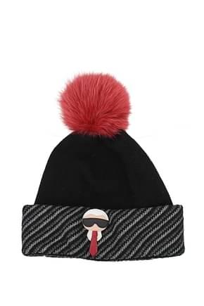 Hats Fendi karlito Women