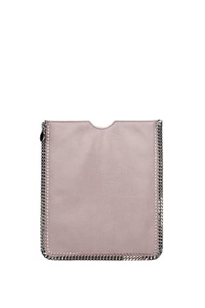 Stella McCartney iPad Taschen Damen Kunstleder Rosa