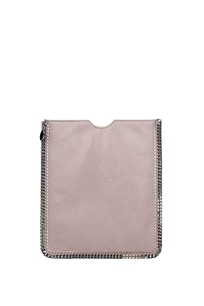 Stella McCartney Porta iPad Donna Eco Pelle Rosa