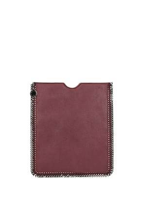 Stella McCartney Porta iPad Donna Eco Pelle Viola