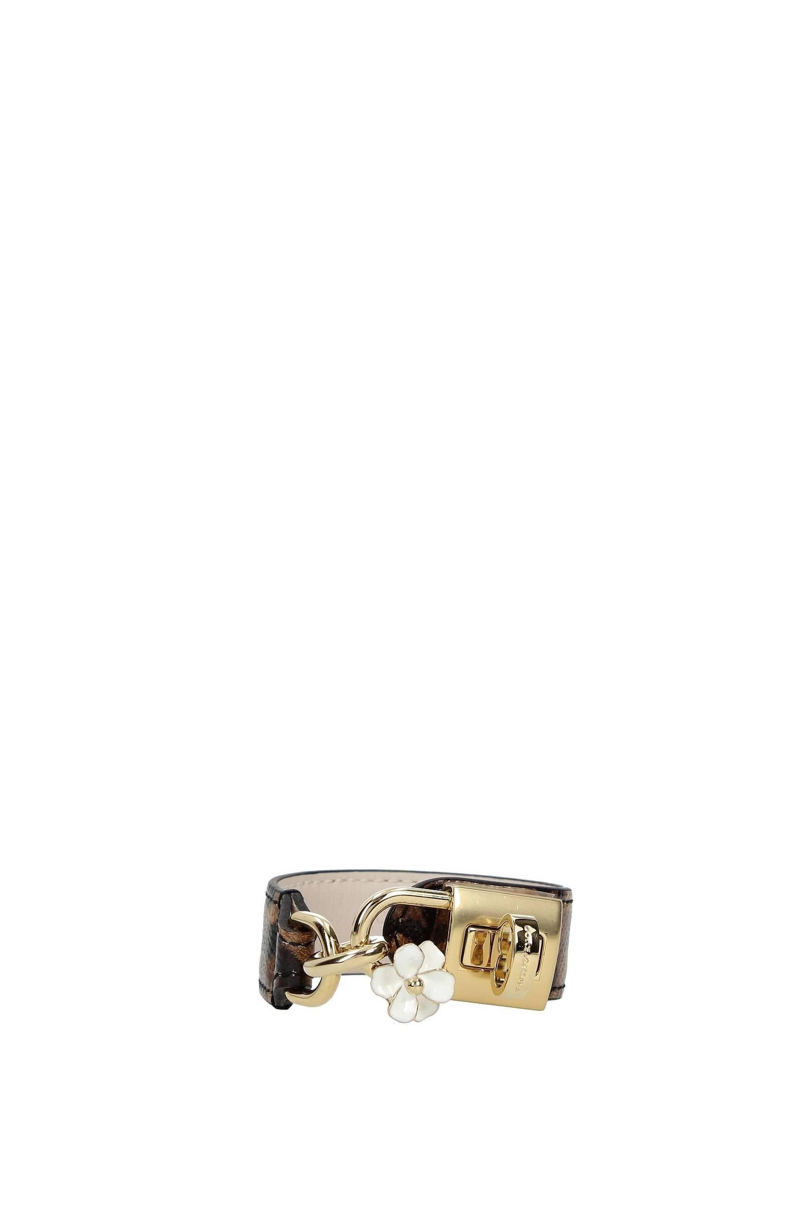 Bracciali-Dolce-amp-Gabbana-Donna-Pelle-BL0056AH907 miniatura 3