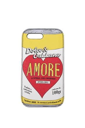 Coque pour iPhone Dolce&Gabbana iphone 7-8 plus Femme