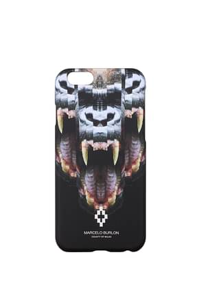 Marcelo Burlon iphone 6/6s Homme PVC Multicouleur