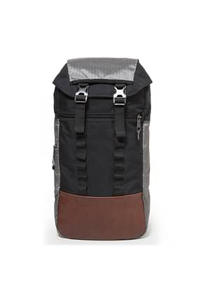 Eastpak Backpack and bumbags bust Men Fabric  Black