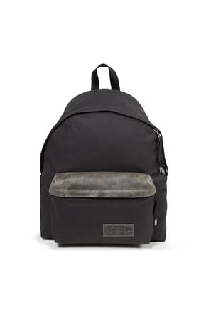 Eastpak Backpack and bumbags padded pak'r Men Fabric  Black