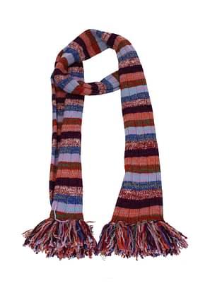 Gucci Scarves Women Wool Multicolor