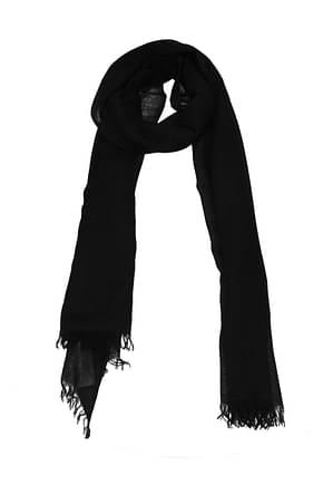 Brunello Cucinelli Scarves Women Cashmere Black