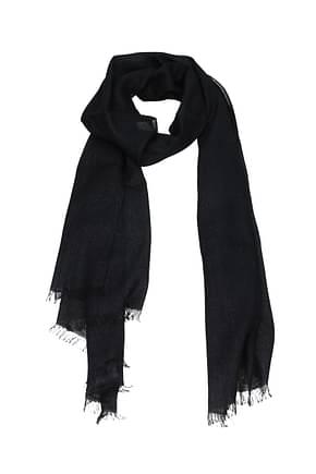 Brunello Cucinelli Foulard Women Cashmere Black