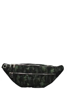 Dolce&Gabbana Backpack and bumbags Men Fabric  Green