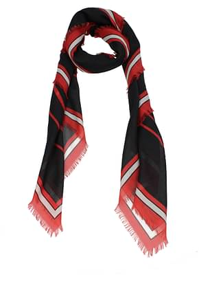 Givenchy Foulard bambi Men Silk Black