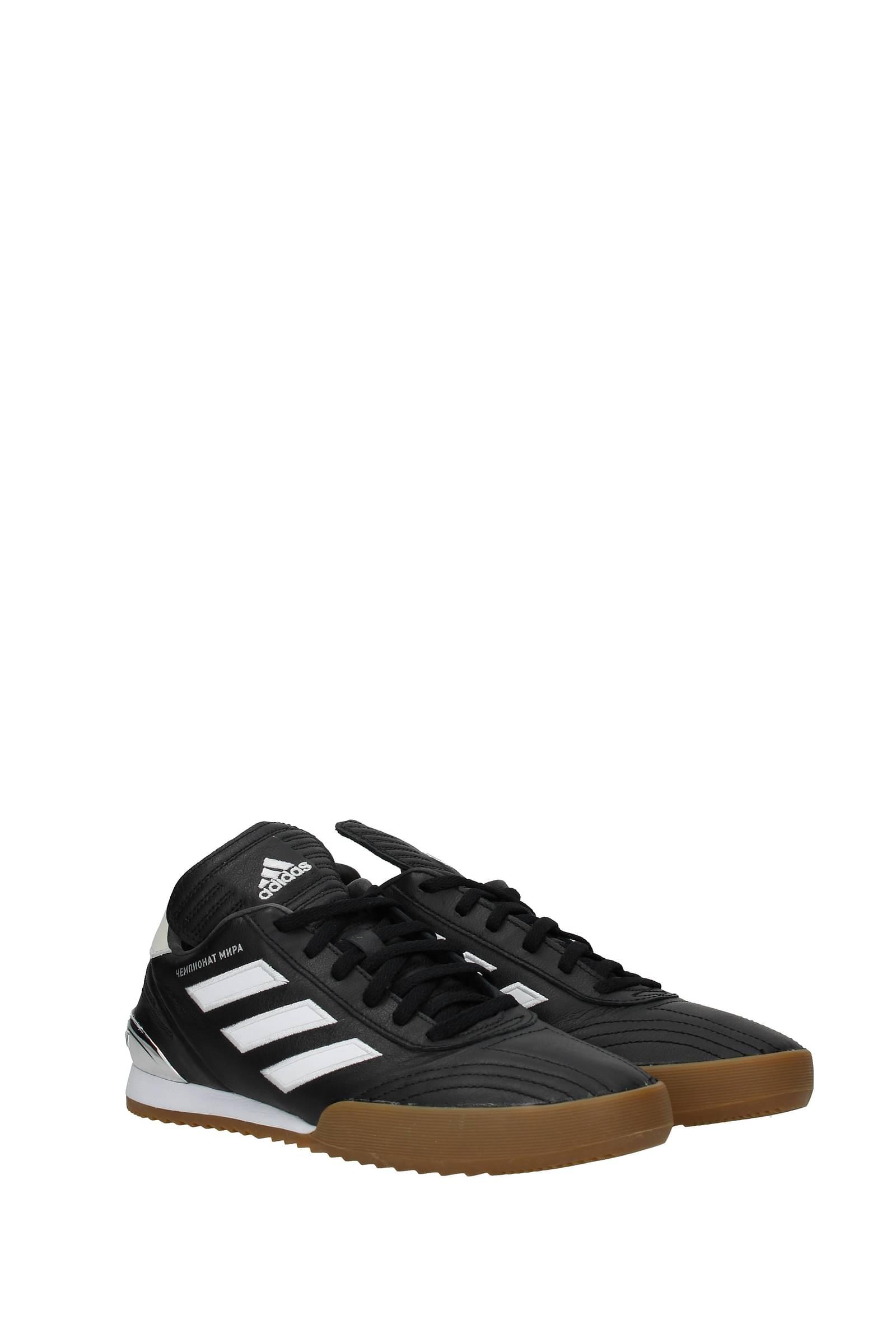 Adidas Sneakers gosha rubchinskiy Homme Cuir Noir