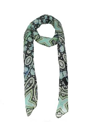 Etro Foulard Men Silk Multicolor